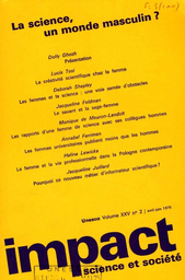 foto de Les Femmes dans la population active: situation générale - UNESCO ...