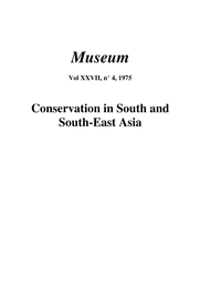 An Asian view of conservation - UNESCO Digital Library