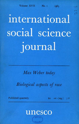 Max Weber S Political Sociology And His Philosophy Of World