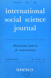 Social Change Innovation Or Conformity Unesco Digital