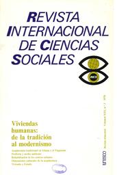 Hacia Una Comunidad Europea De Las Ciencias Sociales