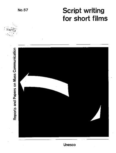Script writing for short films - UNESCO Digital Library