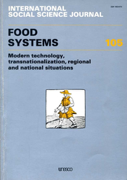 Food Production Systems In The Middle Valley Of The Senegal