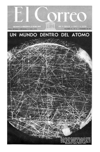 Un Mundo Dentro Del átomo Unesco Digital Library