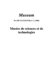 Les Musées Géologiques Dans Les Pays En Développement