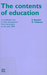 The Contents of education: a worldwide view of their