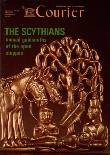 The Scythians: nomad goldsmiths of the open steppes - UNESCO