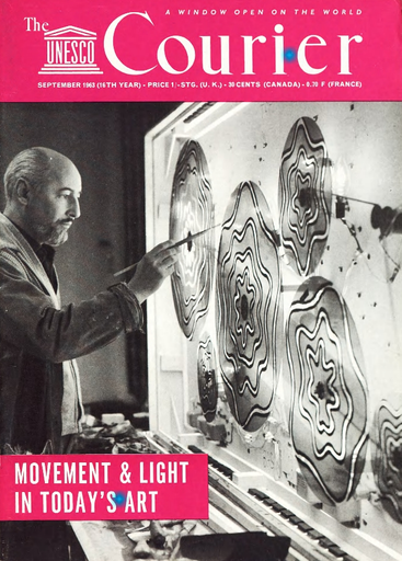 Movement And Light In Today S Art Unesco Digital Library