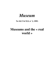 The Tactual Museum of Athens an educational resource for
