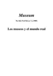Elementos Para Un Análisis Económico De Los Museos Unesco