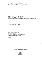 The ITEC Project: Information Technology in Education of