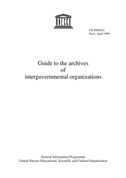 International Investment Law and Globalization Responsibilities and Intergovernmental Organizations Foreign Investment