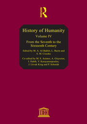 History Of Humanity Scientific And Cultural Development V Iv