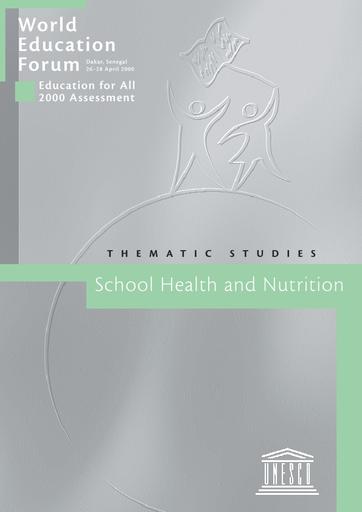 School health and nutrition - UNESCO Digital Library