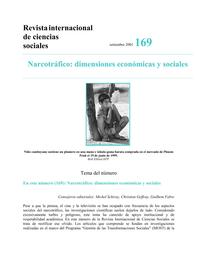 Límites De La Política Antidrogas En México Unesco Digital