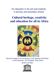 Cultural Heritage Creativity And Education For All In