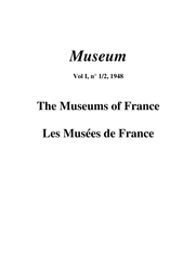the museums of france unesco digital library