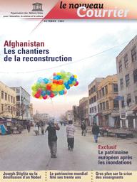 Afghanistan Les Chantiers De La Construction Unesco