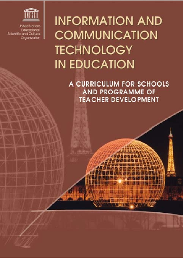 Information and communication technology in education: a