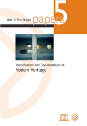 Identification and documentation of modern heritage - UNESCO Digital
