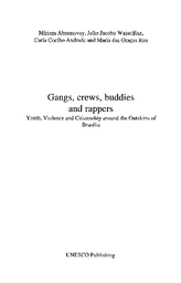 Gangs crews bud s and rappers youth violence and