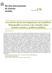 Los Efectos De Las Investigaciones En La Política