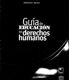 Guía De Educación Derechos Humanos Unesco Digital Library