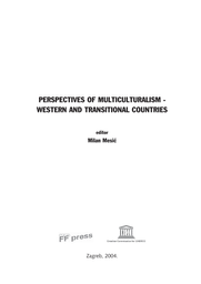 Perspectives Of Multiculturalism Western And Transitional