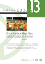 Linking Universal And Local Values Managing A Sustainable