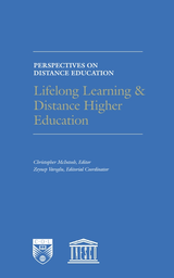 Perspectives On Distance Education Lifelong Learning And Distance Higher Education Unesco Digital Library