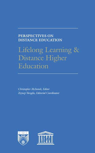 Perspectives on distance education: lifelong learning and