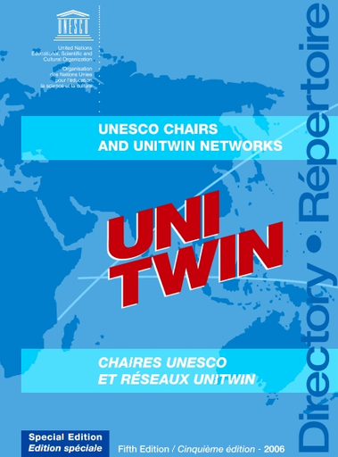 Directory Unesco Chairs And Unitwin Networks Unesco