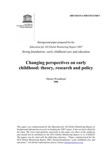 social judgement theory pdf