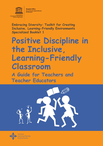 Positive discipline in the inclusive, learning-friendly