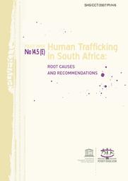 human trafficking thesis proposal
