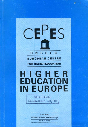 University Libraries In The Computer Age Unesco Digital Library