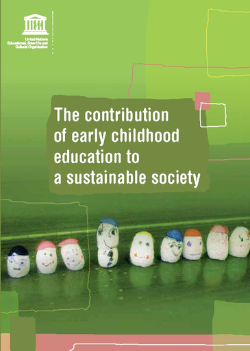 The Contribution Of Early Childhood Education To A Sustainable