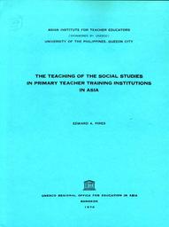 The Teaching of the social studies in primary teacher