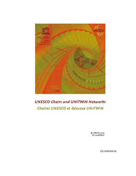 Unesco Chairs And Unitwin Networks Unesco Digital Library