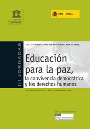 Iii Jornadas De Cooperación Iberoamericana Sobre Educación