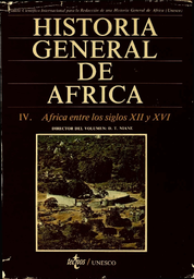Historia General De Africa Iv Africa Entre Los Siglos Xii