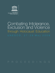 Combating Intolerance Exclusion And Violence Through