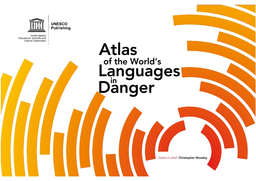 Atlas of the world's languages in danger - UNESCO Digital