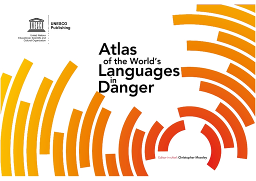 Atlas Of The World S Languages In Danger Unesco Digital Library