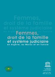 Femmes Droit De La Famille Et Systeme Judiciaire En Algerie