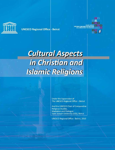 Cultural Aspects In Christian And Islamic Religions Unesco