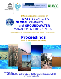 International Conference on Water Scarcity, Global Changes