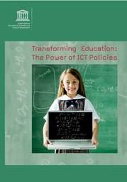 3 Education Issues That Will Have To Be Reconciled After >> Transforming Education The Power Of Ict Policies Unesco