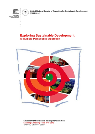 Exploring sustainable development: a multiple-perspective