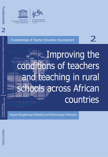 Improving the conditions of teachers and teaching in rural